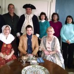 Varnum House docent team ready to give tours of the 1773 mansion owned by General James Mitchell Varnum.