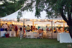 Wedding Reception at the Varnum House Museum