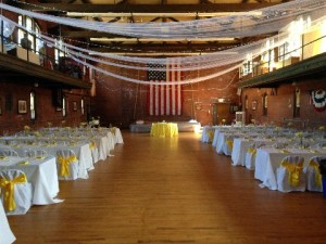 Varnum Memorial Armory Events