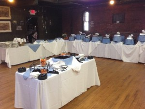 Event Food Service at the Varnum Memorial Armory