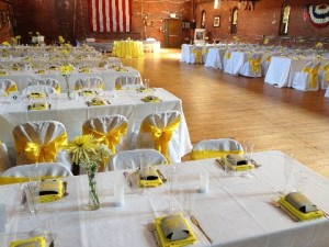 Varnum Memorial Armory Drill Hall