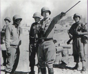 General George Patton: Master of the Sword