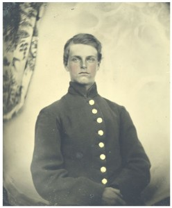 Young Charley Baker of Wickford: Rhode Island's First Civil War KIA