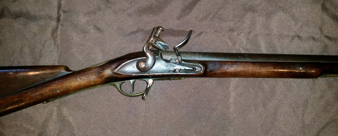 "English ""Brown Bess"" Carbine, Circa 1770"