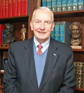 Frank J. Williams is a former Chief Justice of the Supreme Court of Rhode Island, a notable Abraham Lincoln scholar and author, and a Justice on the Military Commission Review Panel.