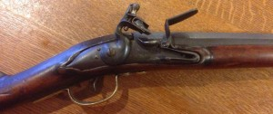 The Varnum House Museum' Mystery Musket