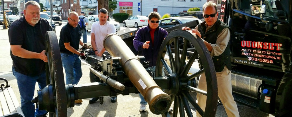 Beer Tasting Fundraiser to Feature Rare Civil War Canon