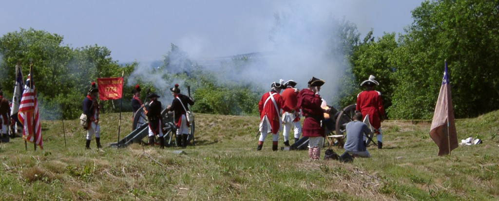 [FEATURE ARTICLE] Jamestown's Conanicut Battery: A Revolution Restoration