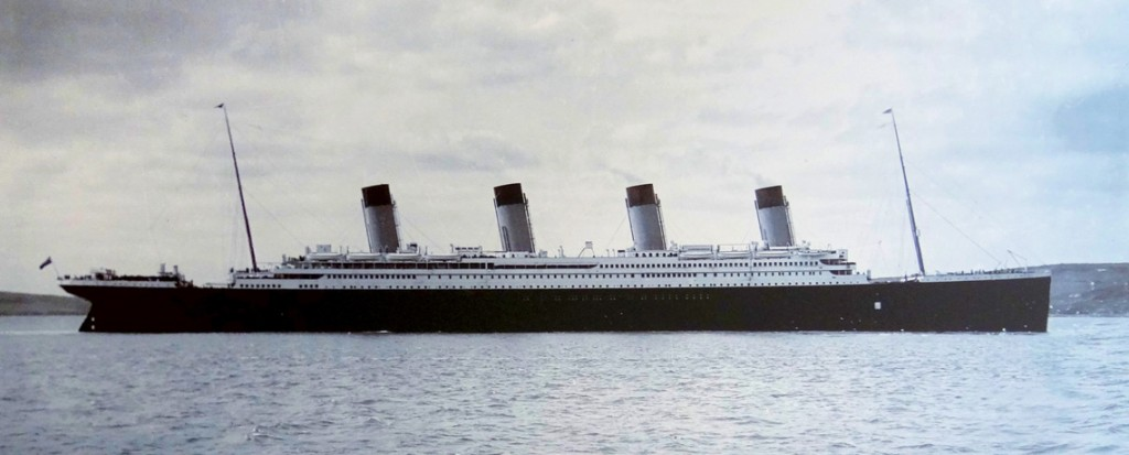 [APRIL 11 DINNER MEETING] Guest Speaker David Trimmer: Exploring the Titanic