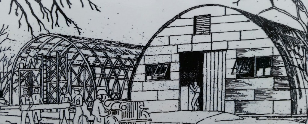 [FEATURE ARTICLE] The Quonset Hut: A Rhode Island Original That Went to War – Worldwide