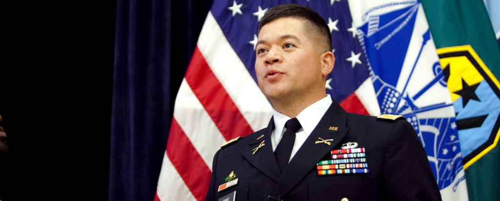 [MAY 9 DINNER MEETING] Guest Speaker LTC Oscar Diano (US Army): The Philippine Scouts and the Last Horse Cavalry Charge in Combat