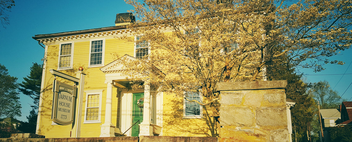 Varnum House Museum Temporarily Closed for Renovations