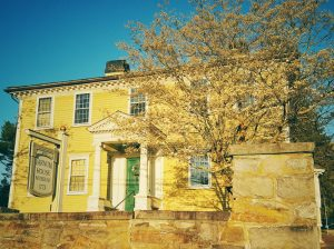 The Varnum House Museum in East Greenwich, RI.