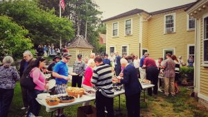 Varnum Continentals Community Barbecue 2016