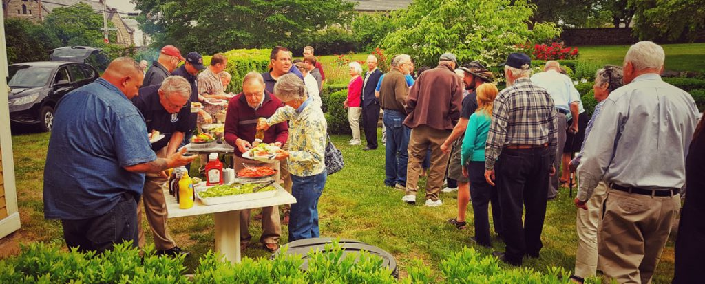 Varnum House BBQ a Big Success!