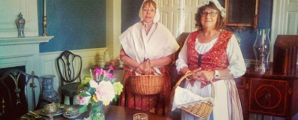 Varnum House Museum Open to the Public!