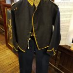 Selected items in our 1st Rhode Island Cavalry Exhibit