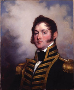 Oliver Hazard Perry by Gilbert Stuart