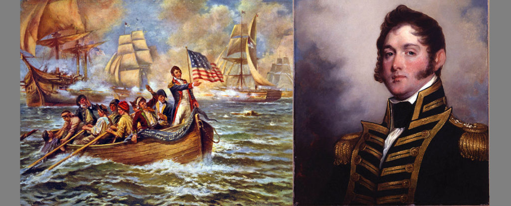 [FEATURE ARTICLE] Rhode Island's Connection to the War of 1812's Battle of Lake Erie