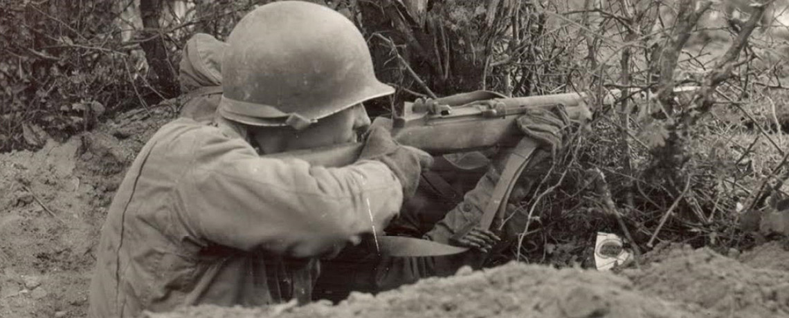 "[FEATURE ARTICLE] The Legendary M1 Garand Rifle: ""Best Battle Implement Ever Devised"""
