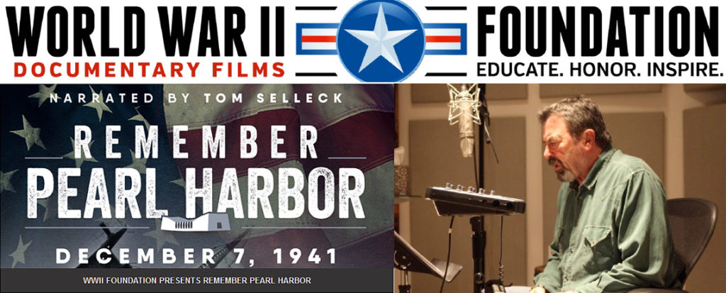 WWII Foundation presents Remember Pearl Harbor