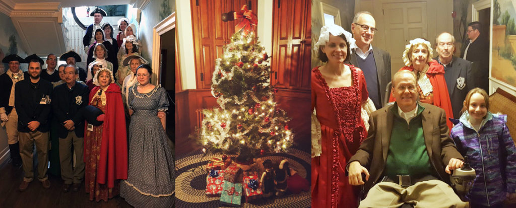 [GALLERY] Varnum House Colonial Yuletide a Huge Success!