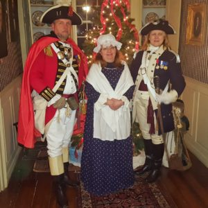 Varnum House Colonial Yuletide
