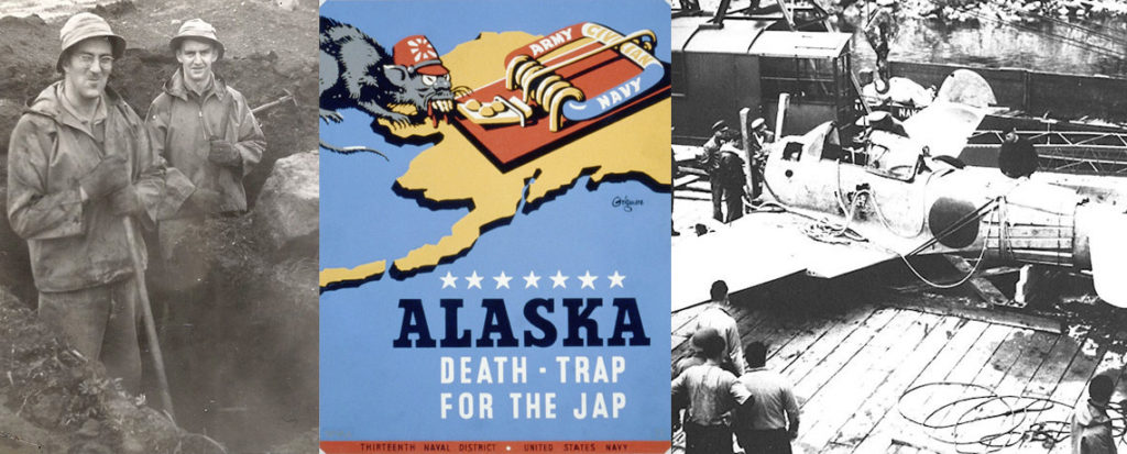 [FEATURE ARTICLE] The Aleutians Campaign of World War II and a Varnum Continentals Connection