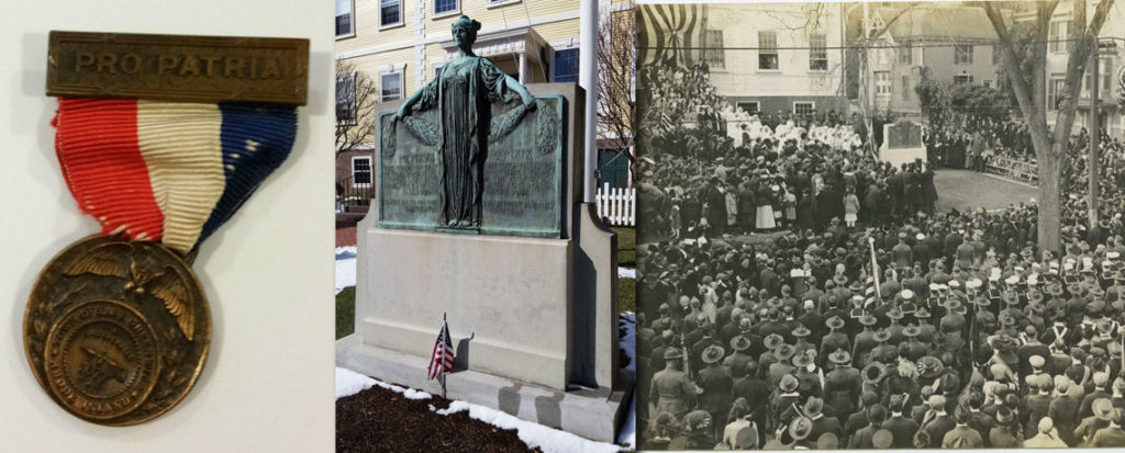 [FEATURE ARTICLE] Remembering Those Who Served: The East Greenwich World War I Memorial
