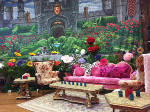 Alice in Wonderland at the Varnum Armory
