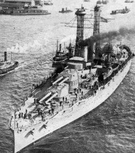 USS Texas in World War I