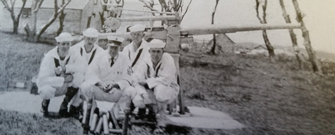 [FEATURE ARTICLE] Block Island and the Navy in World War I