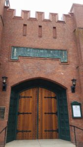 Varnum Memorial Armory Front Entrance