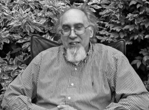 Historian and author Robert A. Geake.