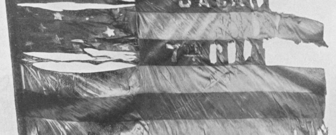 Varnum Armory curator to join the Rhode Island State Battle Flag Conservation Project Committee