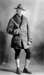 "World War I ""Doughboy"""
