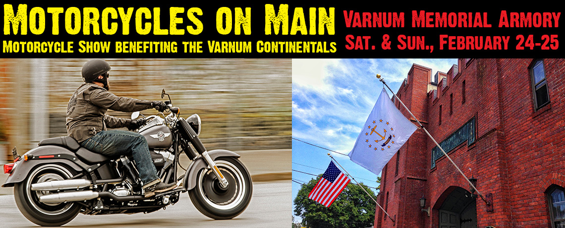 Motorcycles on Main (Feb. 24-25, 2018)