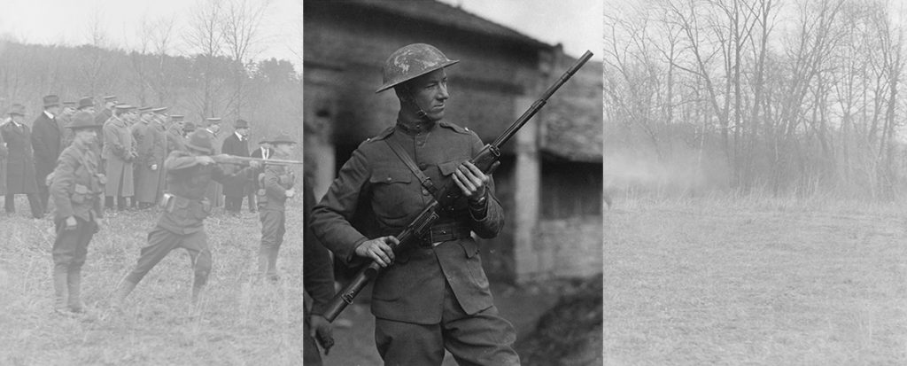 [FEATURE ARTICLE] John Browning's Remarkable Automatic Rifle: the BAR