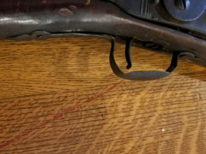 Fowler musket at the Varnum Memorial Armory