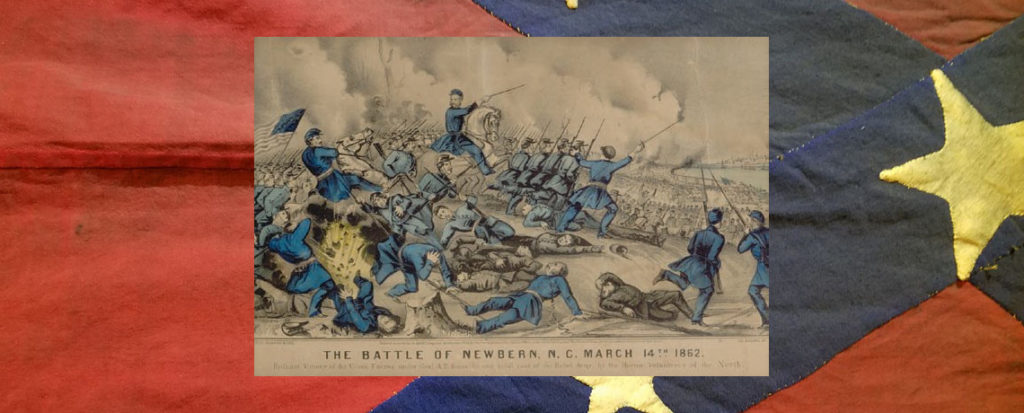 [APR. 9 DINNER MEETING] Patrick Donovan on U.S. Civil War Battle of New Bern
