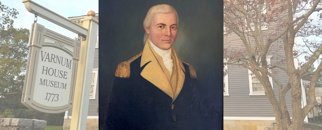 [MAY 14 DINNER MEETING] John Duchesneau on the Life and Times of General James Mitchell Varnum