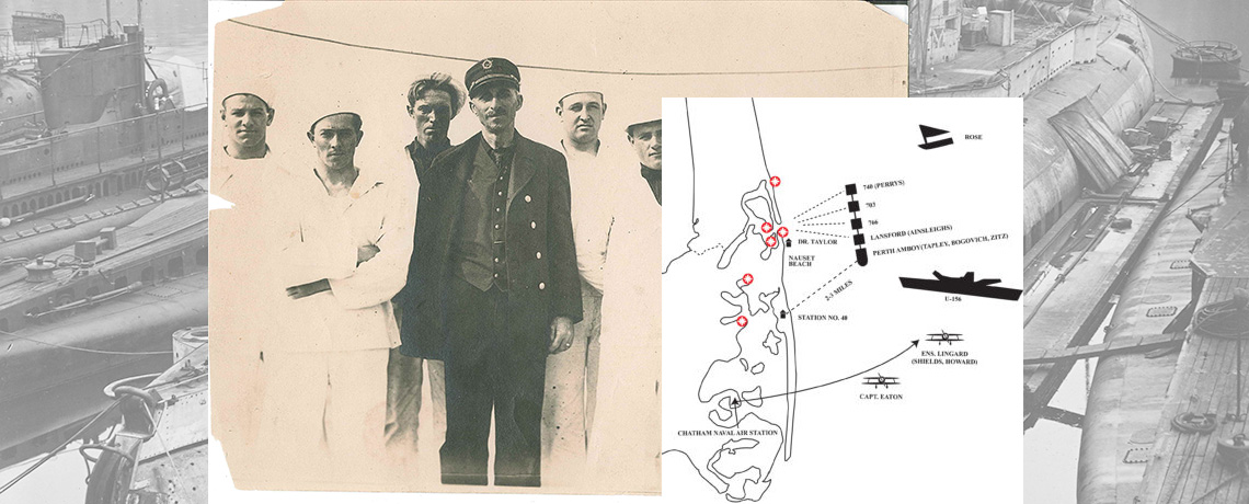 [FEATURE ARTICLE] World War I Hits Cape Cod: The U-156 Attack on Orleans in 1918