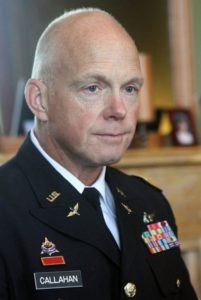 Major General Christopher Callahan