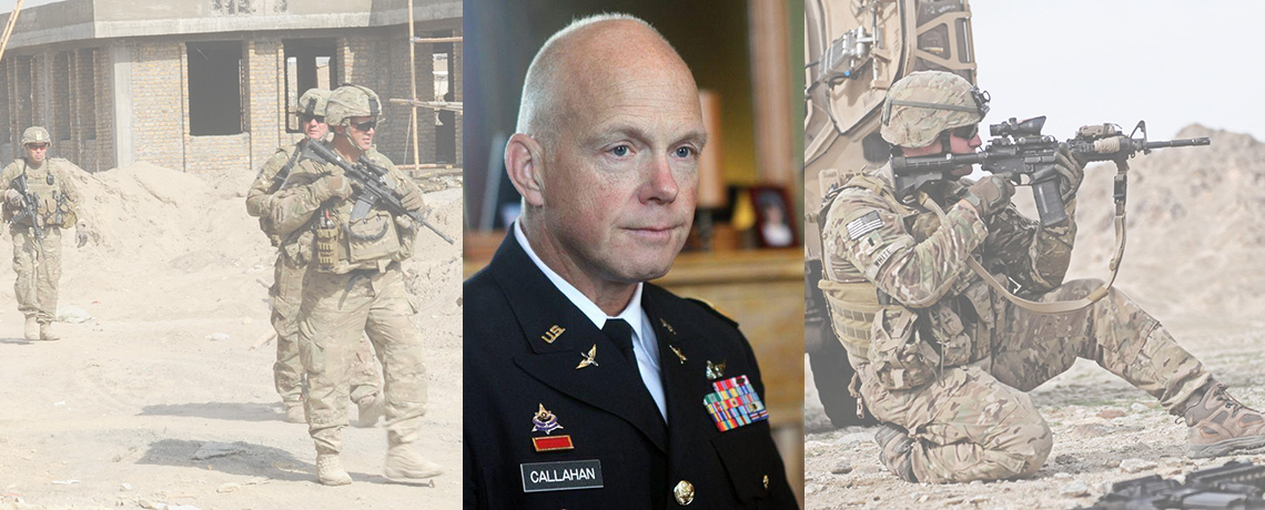 [NOV. 12 DINNER MEETING] Major General Christopher Callahan: Modernization of the National Guard