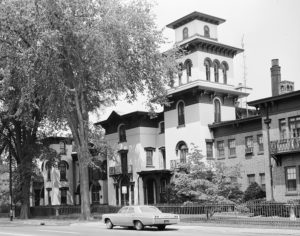 Colt's Hartford mansion known as Armsmear