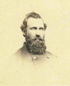Sgt. George Hazard Church, Jr.