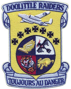 Doolittle Raid Patch