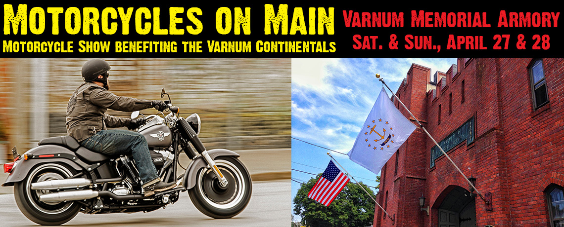Motorcycles on Main Fundraiser (April 27-28, 2019)