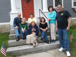 Docents Day at the Varnum House Museum