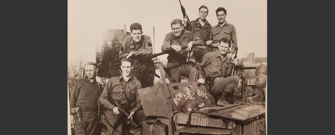 [FEATURED GALLERY] Unpublished World War II images from the 76th Division Artillery